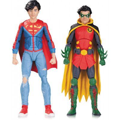 d339b12a5c8d DC Comics Icons - Robin & Superboy 2-Pack - Batmanbutiken