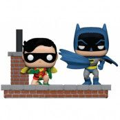 Funko POP! Comic Moment - Batman & Robin (New Look Batman 1964)