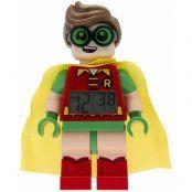 LEGO Batman - Robin Alarm Clock